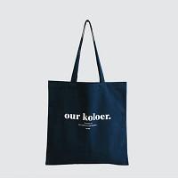 Market bag-Navy