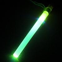 건전지 야광스틱(형광그린)