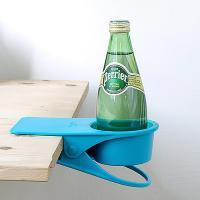 다용도 정리수납 집게형 테이블 컵홀더 CH1348986