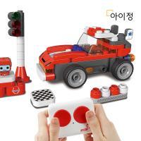 파이블럭 무선조종 5종변신 레이싱카 장난감 RC세트