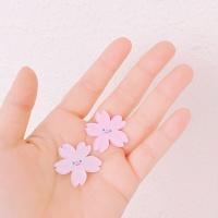 벚꽃송이 브로치&마그넷&소프트펜