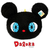 Daloka 달로카 얼굴 쿠션-썬더볼트(40cm)