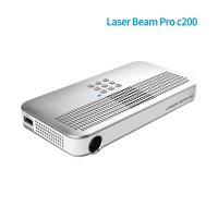 [크레모텍] 미니빔프로젝터 레이저빔프로 C200