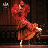 2019 캘린더 Royal Ballet