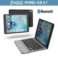 [ZAGG] 아이패드 프로 9.7 Slim Book 키보드 케이스