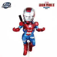 Egg Attack(에그어택) Iron Man/ IRON PATRIOT AIM Ver. Limited Edition