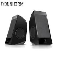 DUNHERM 스피커 DH-Z2 (2채널 / USB전원 / 스마트폰 & MP3등 3.5mm 오디오 단자 / 헤드폰 단자 / 3D 입체음향기술)