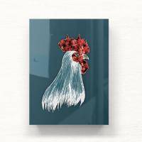 Rooster 아크릴 일러스트 그림액자by11010design(277566)