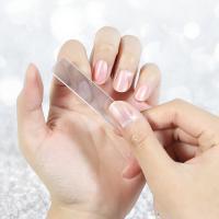 셀프손톱관리 투명광택 샌딩파일 글래스 네일샤이너