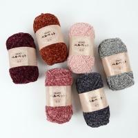 벨벳 Velvet (고급윤기의 톡톡한 겨울실)