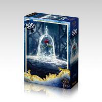 [500조각 직소퍼즐]미녀와 야수-장미(05-334)