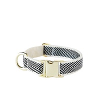 BLACK COBY GOLD COLLAR