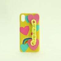 [주문제작]SUN CASE CANDY CHAIN YELLOW