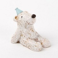 Resin animal - 01 Polar bear