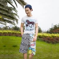 (와인앤쿡)실속형피카소 beach wear (남성용)1P