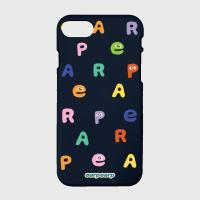 Earp Alphabet-navy(color jelly)