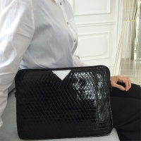 V+L laptop(macbook) pouch fashion clutch black