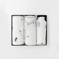 [메르베]통통가지 출산선물세트(저고리+속싸개+모자)