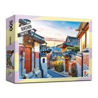 (알록퍼즐)500피스 북촌 직소퍼즐 AL5009