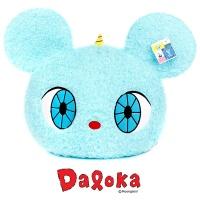 Daloka 달로카 얼굴 쿠션-레인(40cm)