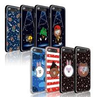 라인프렌즈 iPhone 7,8 Plus BEAT BROWN AS CASE