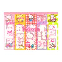 (일본직수입) 산리오 100캐릭터 메모