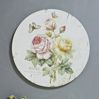 (kkjj262) 로즈 그림액자 B (60cm)