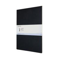 몰스킨 아트컬렉션-스케치 패드/블랙 A3