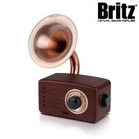 브리츠 레트로 블루투스 스피커 Phono 2