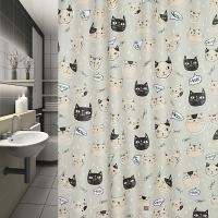 (샤워커튼)어글리캣