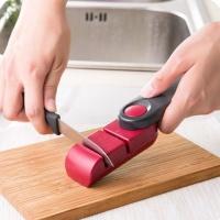 가정 주방용품 조리도구 접이식 휴대용 간편 칼갈이