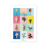 [2020 캘린더] Flower Series 1