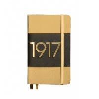 [한정판] 로이텀 100주년 기념 포켓노트 GOLD