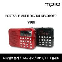 디지털녹음기 V100+16GB MICRO SD카드/스피커MP3