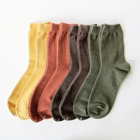 [SOCKS SENSE SET] 패션양말-남/여(8ea) 5종택1