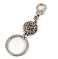 부적열쇠고리(연화문)
