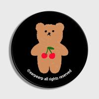Cherry big bear-black(스마트톡)