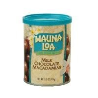 마우나로아 밀크 초콜릿 마카다미아 캔