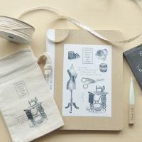 Miccudo 프린팅 스티커 세트 (2. Sewing)