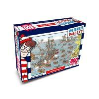 월리를 찾아라 직소퍼즐 800pcs 해적체험