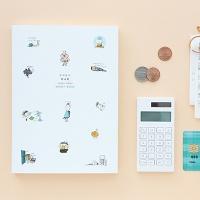 토닥토닥 MONEY BOOK (캐쉬북)