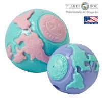 플래넷도그 오르비 터프볼 (퍼피용), PLANET DOG USA 무독성/강아지/애견/공/장난감