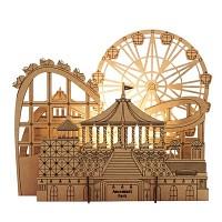 [퍼니피쉬] 크래프트라이츠 - 놀이공원 - LED/Candle