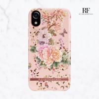 리치몬드&핀치 아이폰XR케이스 프리덤 Peonies&Butterflies