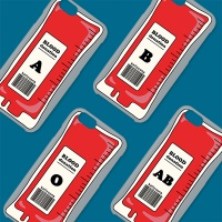 아이폰 수혈팩 하드 폰케이스