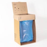 종이가구 쓰레기 줍줍박스 20L