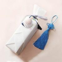 [인디고샵] 전통 삼베 포장천 [설백색]