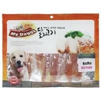 애견간식 착한 마이도기 통닭가슴살300g 대용량간식