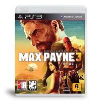 PS3 맥스페인3 (FPS액션슈팅게임/새제품)