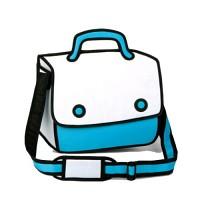 점프프롬페이퍼 Jump From Paper -Play Hooky 2D 만화 가방 패션 가방 태블릿pc 수납